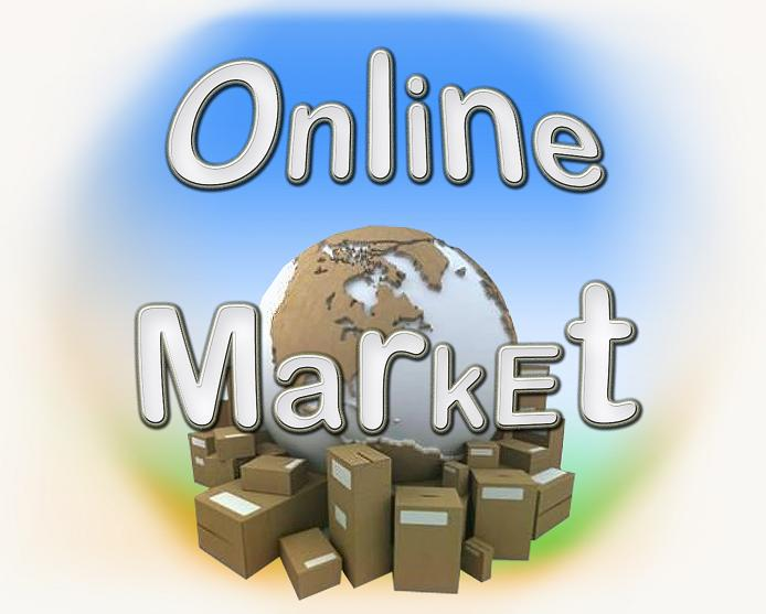 Online trade market