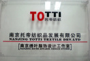 Nanjing Totti Textile Dev. Co., Ltd.
