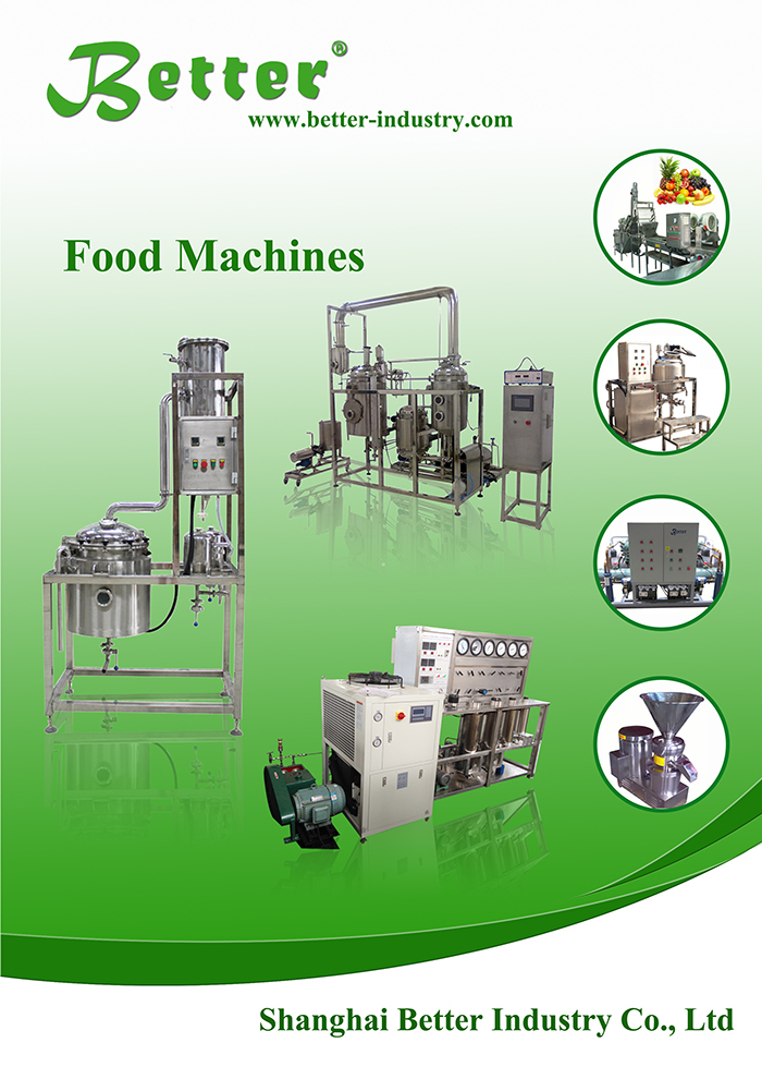 extraction equipment/machine/device