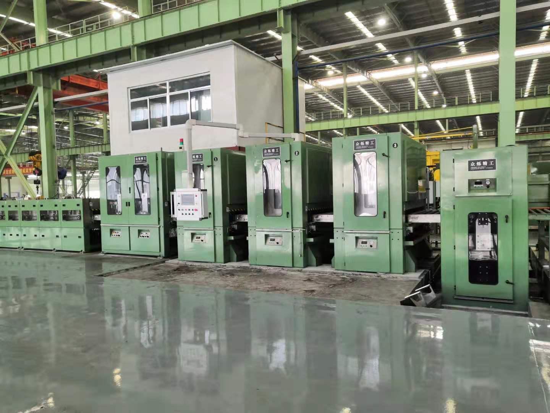 Polishing Machines Catalogue
