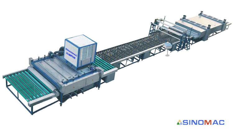 SINOMAC Turn-key Projects for Laminated Glass Line
