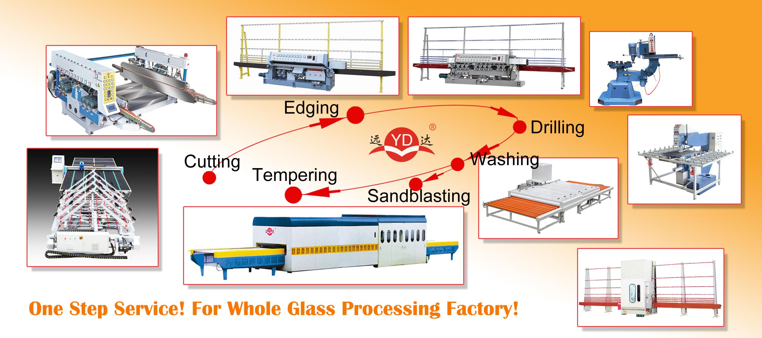 About LIAODA glass machinery