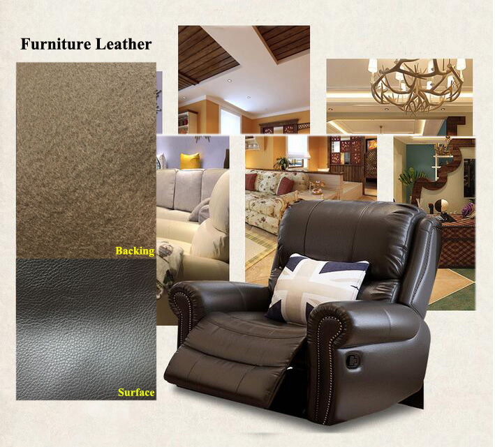 Catalogue for Furniture and Upholstery Leather