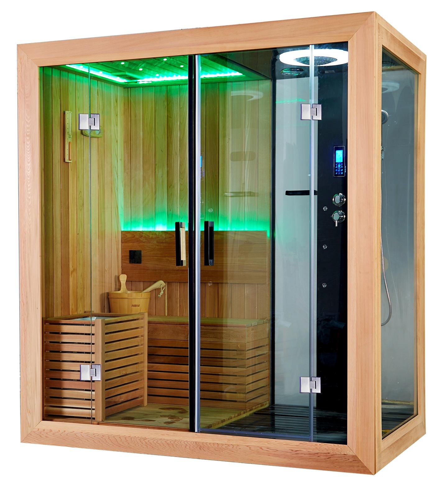 2017 Monalisa Catalog(sauna room)