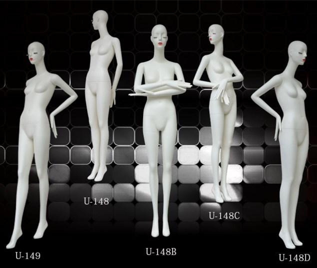 female mannequin catalogue