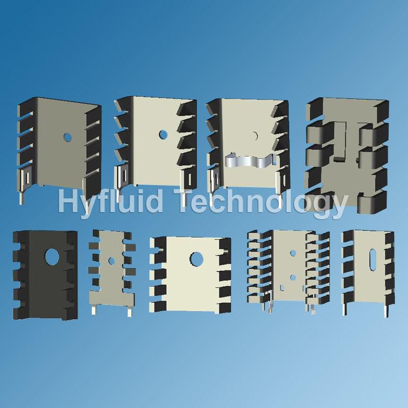 Catalogue Heatsinks_Hyfluid Technology