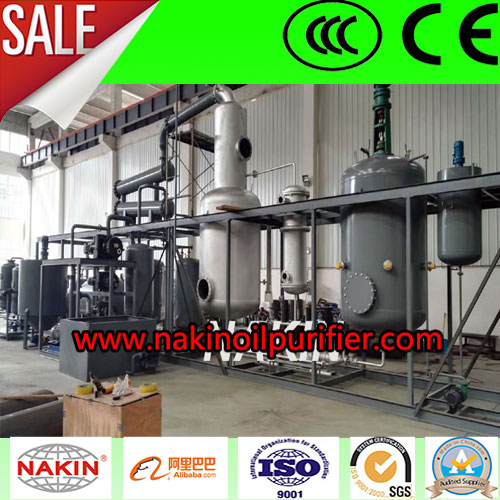 1 JZC-CATALOGUE Waste Engine Oil Recycling Machine