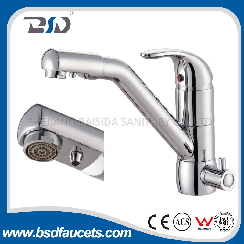 3 ways drinking water faucet