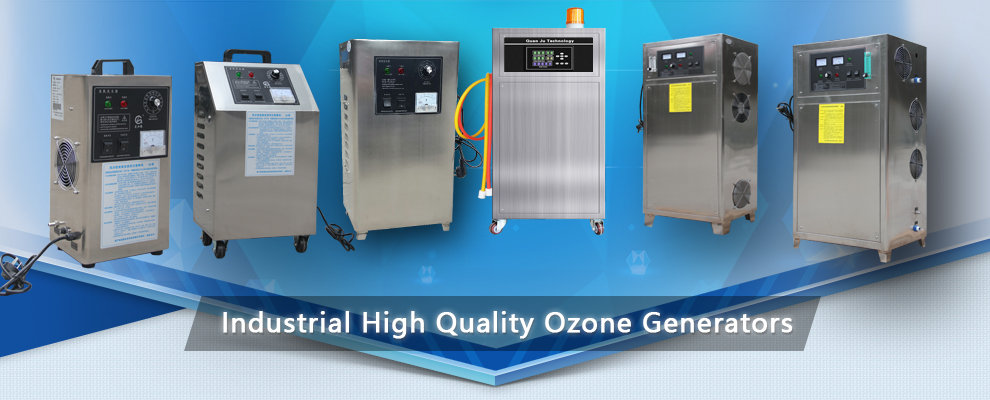 Ozone Generator Product Catalog