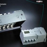 Automatic Transfer Switch - Radin - Patented & Elegant