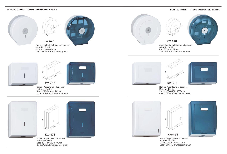 Gustroom items ( dispenser )