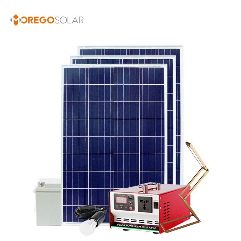 off grid solar system 400W 600W