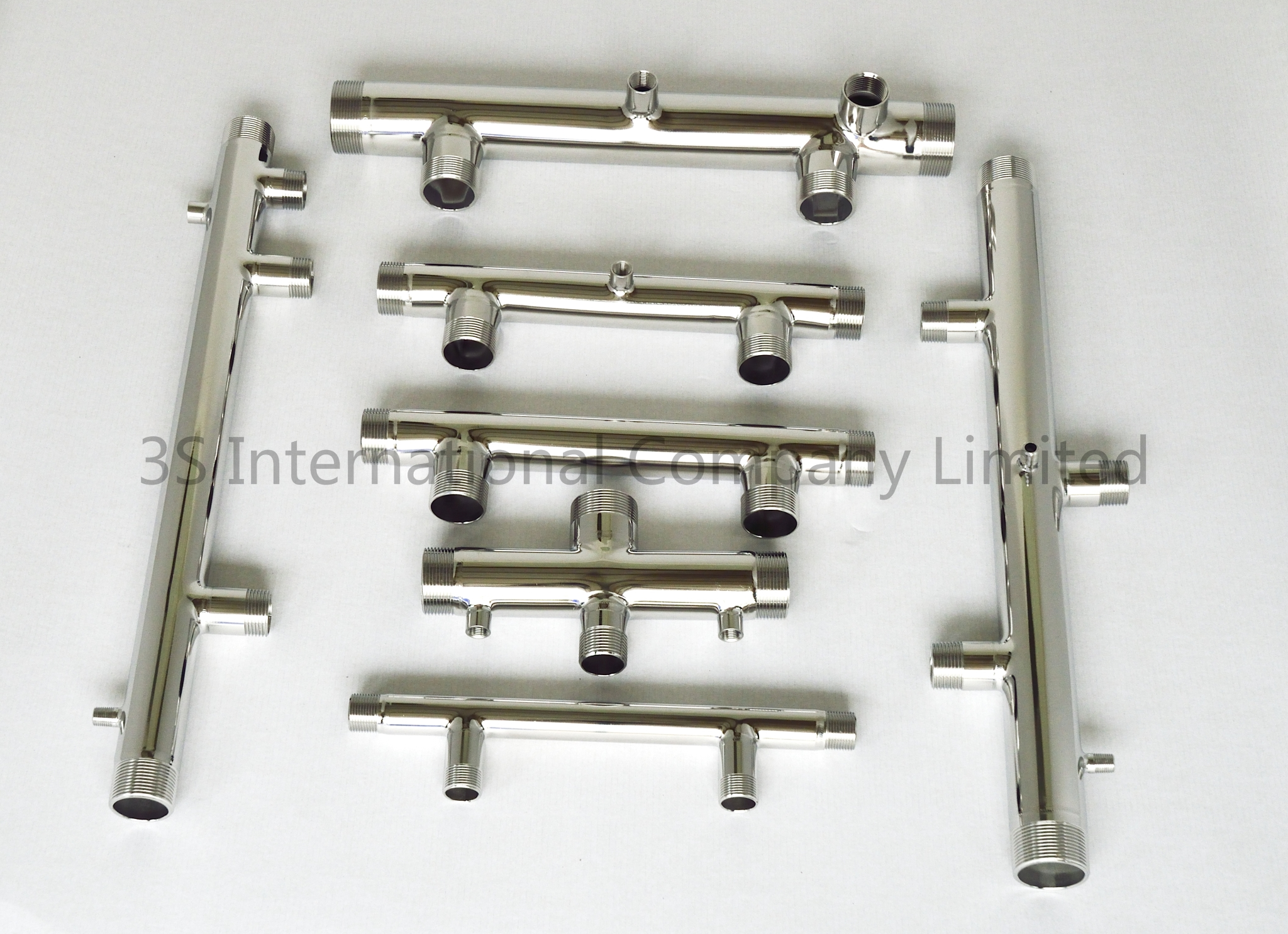 Stainless Steel Manifolds