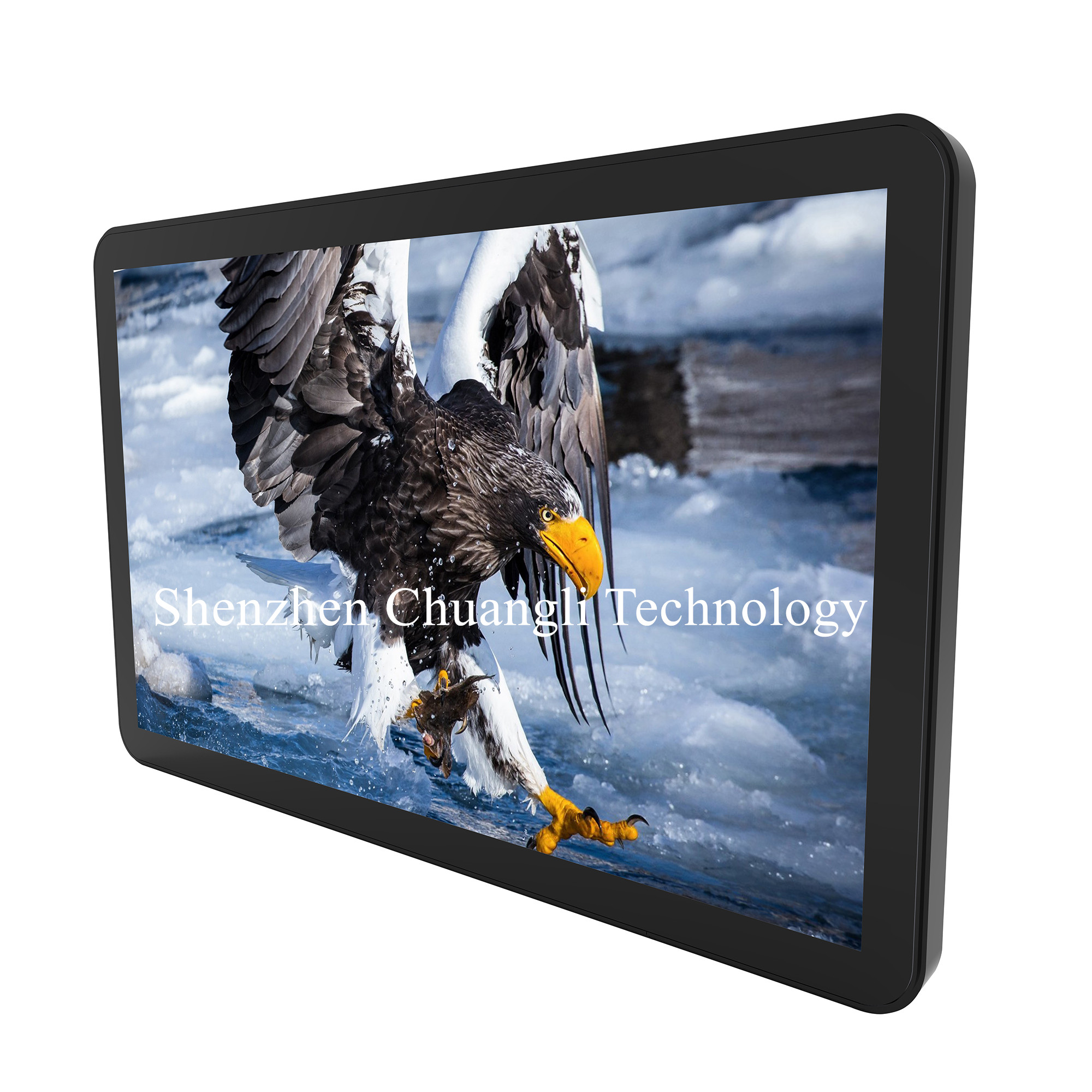 21.5 Inch Open Frame Flat Capacitive Touch Monitor