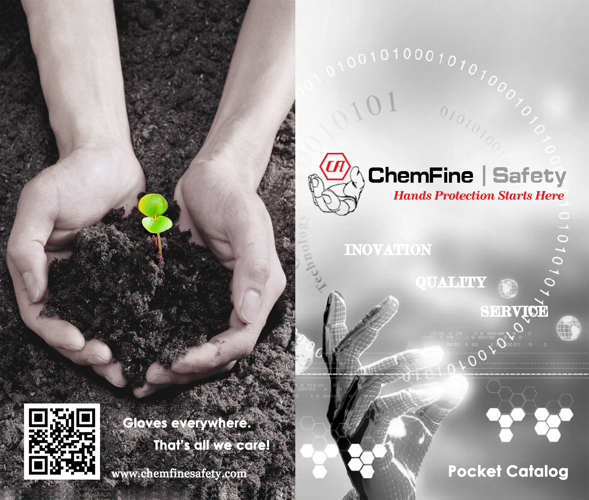 chemfine safety glove