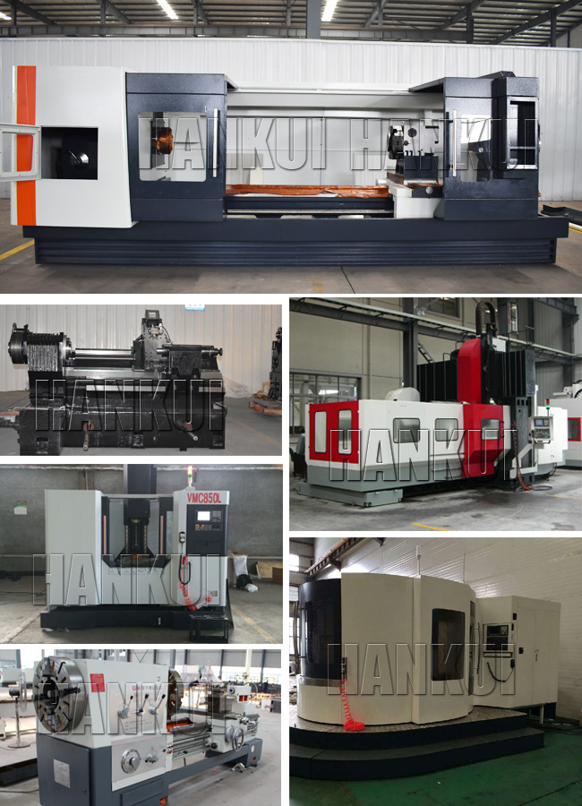 The catalogue for CNC machine