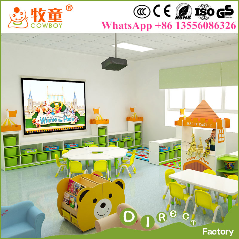 Cowboy Kids Pre School Furniture PDF Catalog