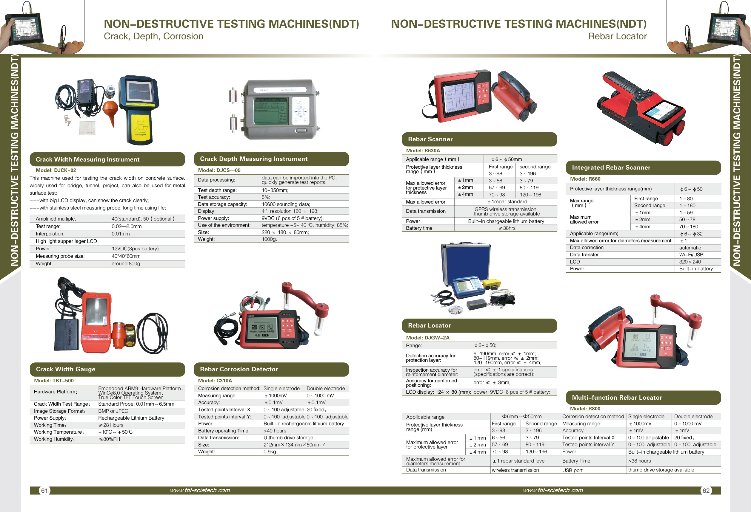 NDT Testing Machine