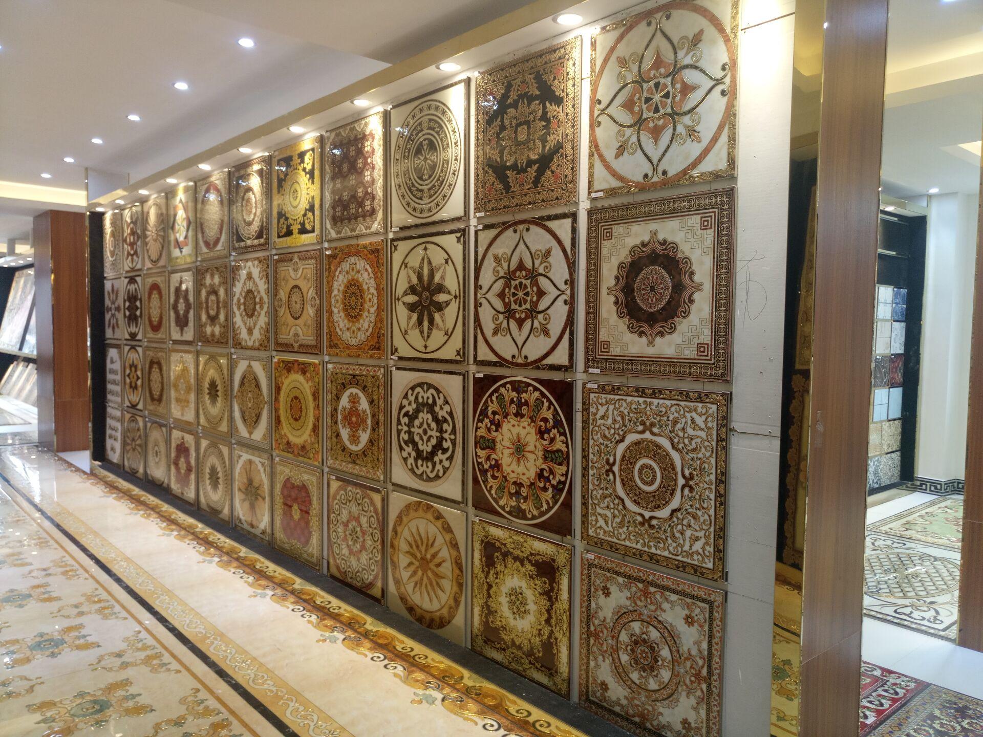Catalogue for 60x60cm Porcelain Carpet Tile