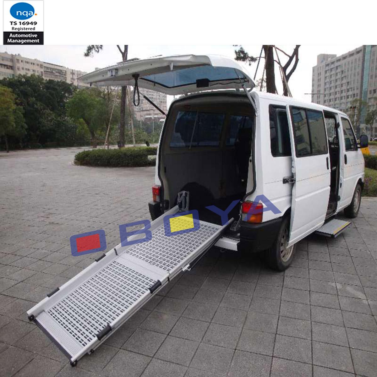 Vehicle ramp for Wheel chair