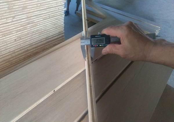 European Oak Grade Standard - Engineered Wood Flooring