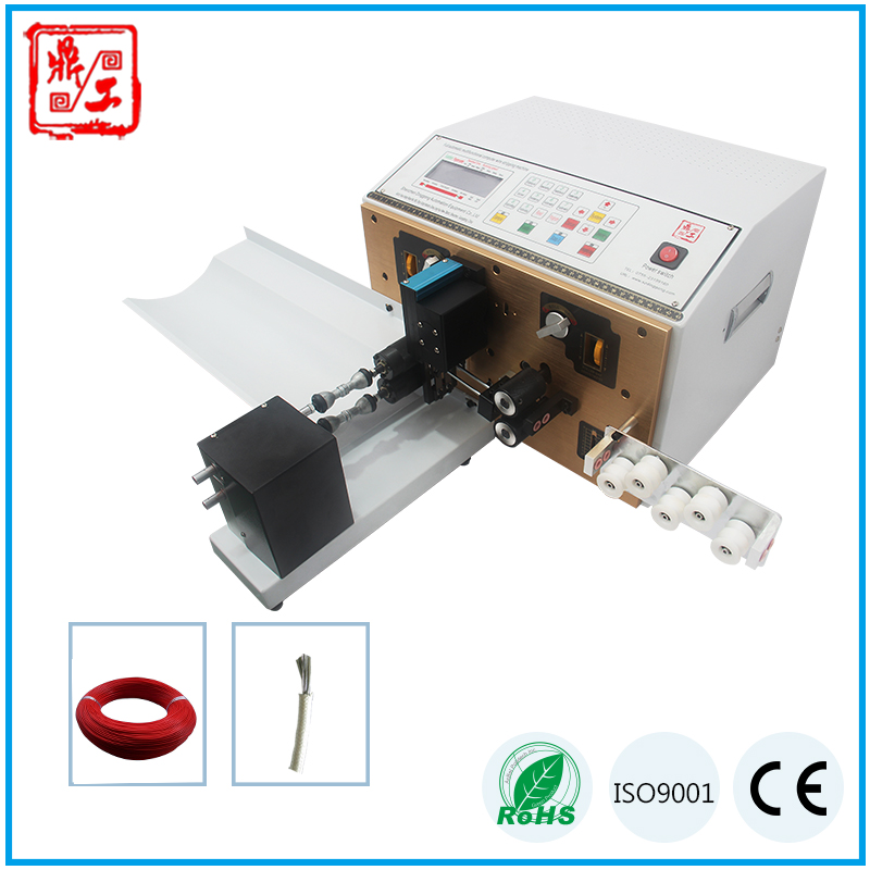 Dinggong Brand Wire Harness Processing Machine Catalog