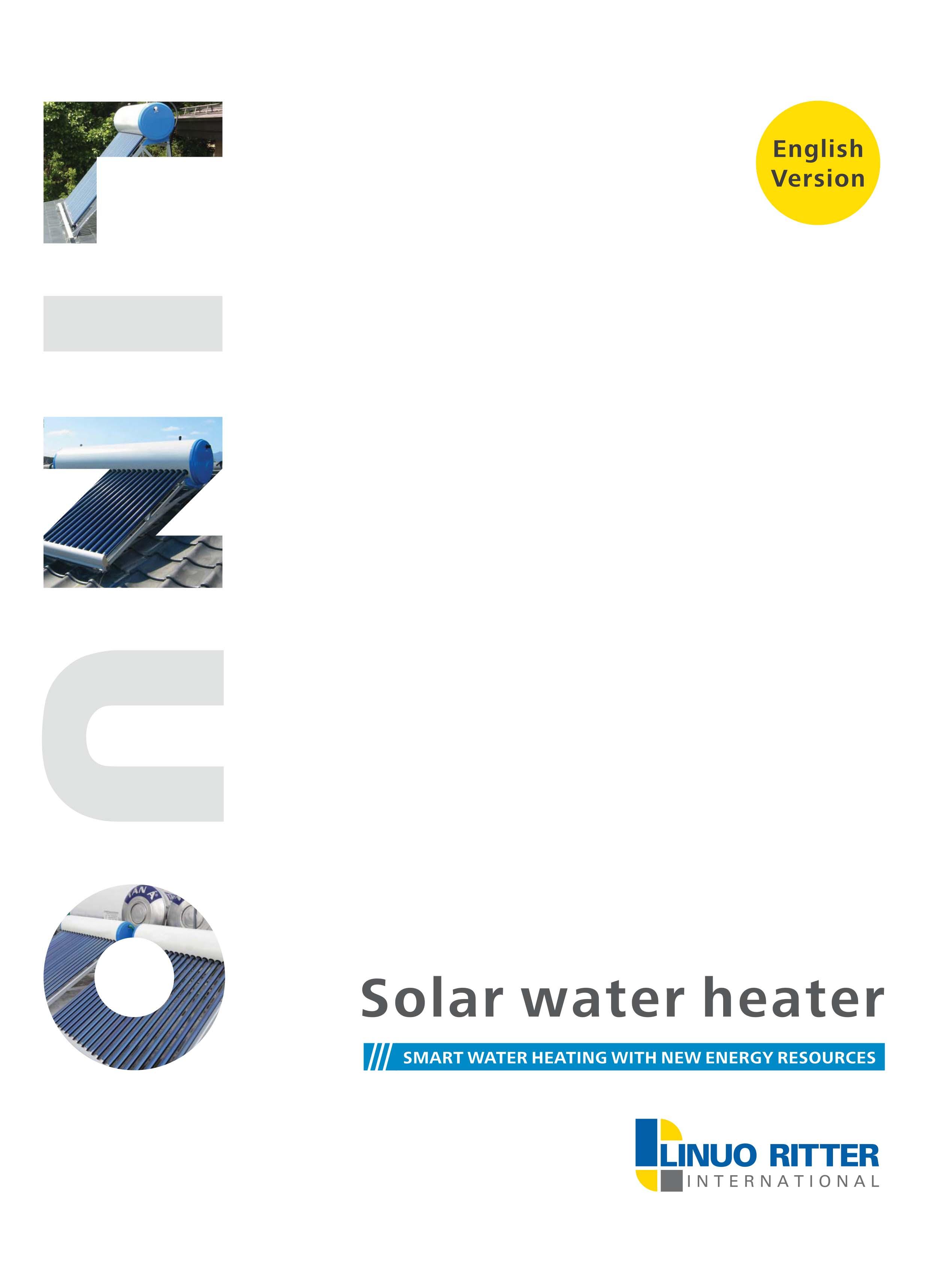 Solar water heaters 2017_EN