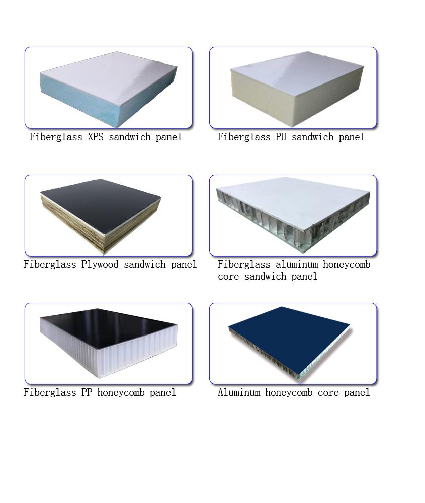 Fiberglass FRP Series Products