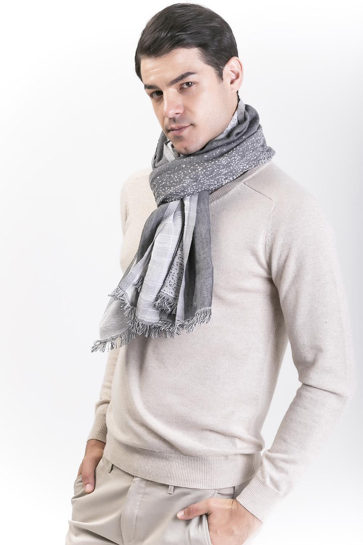 18 New Collection-Gentalmen′s scarf