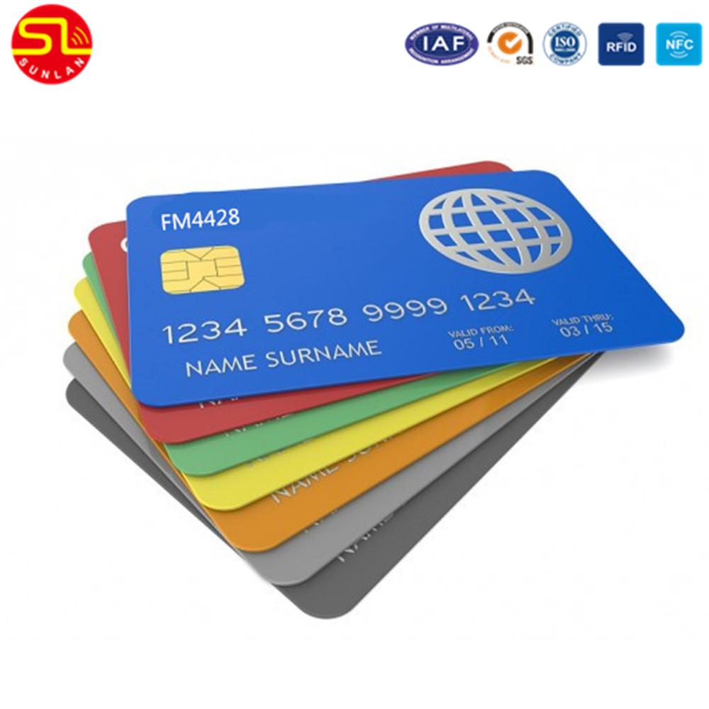 RFID Smart Card and Inlay