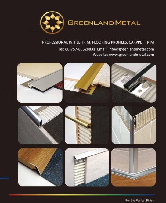 Greenland Metal-Tile Trim Cataloglue-2017