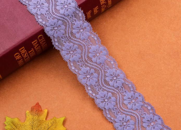 5cm elastic lace trim
