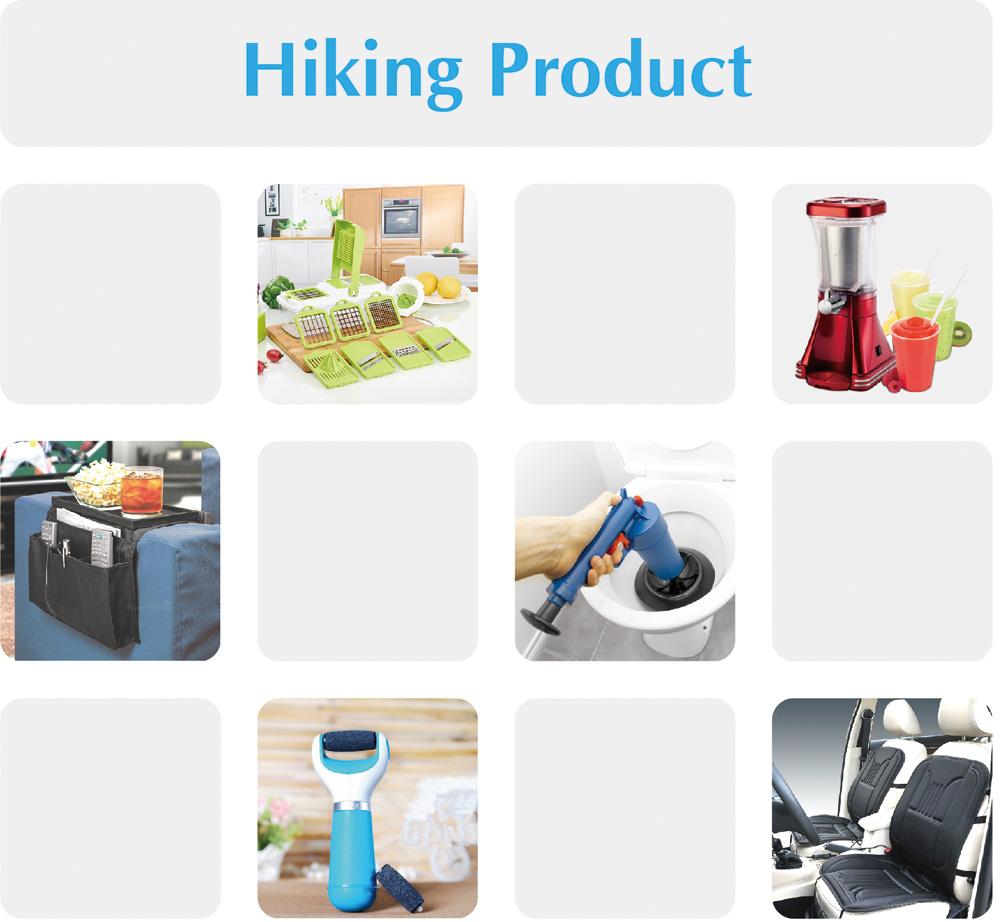 Hiking Catalogue