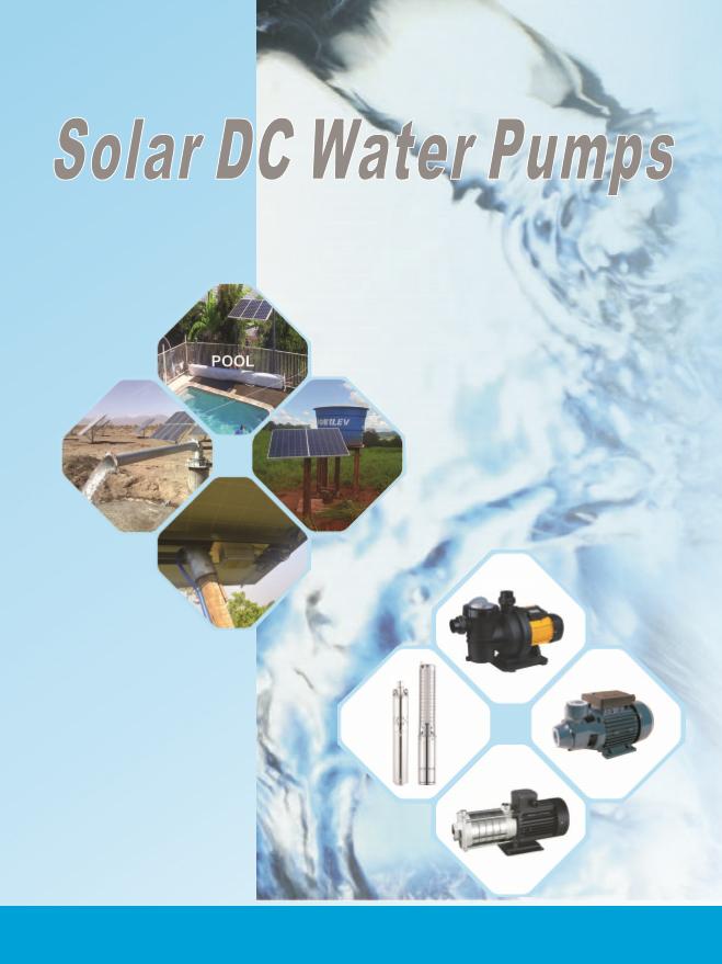 solar water pump 2018