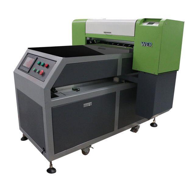 A1 size WER-EP6090UV UV flatbed printer-WER-CHINA