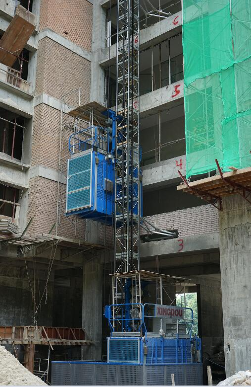 Construction Building hoist Latest Catalogue