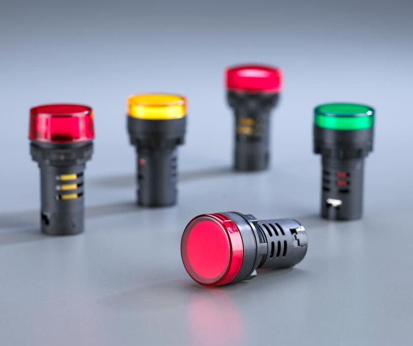 KY- LED Pilot Lights- Dia22mm