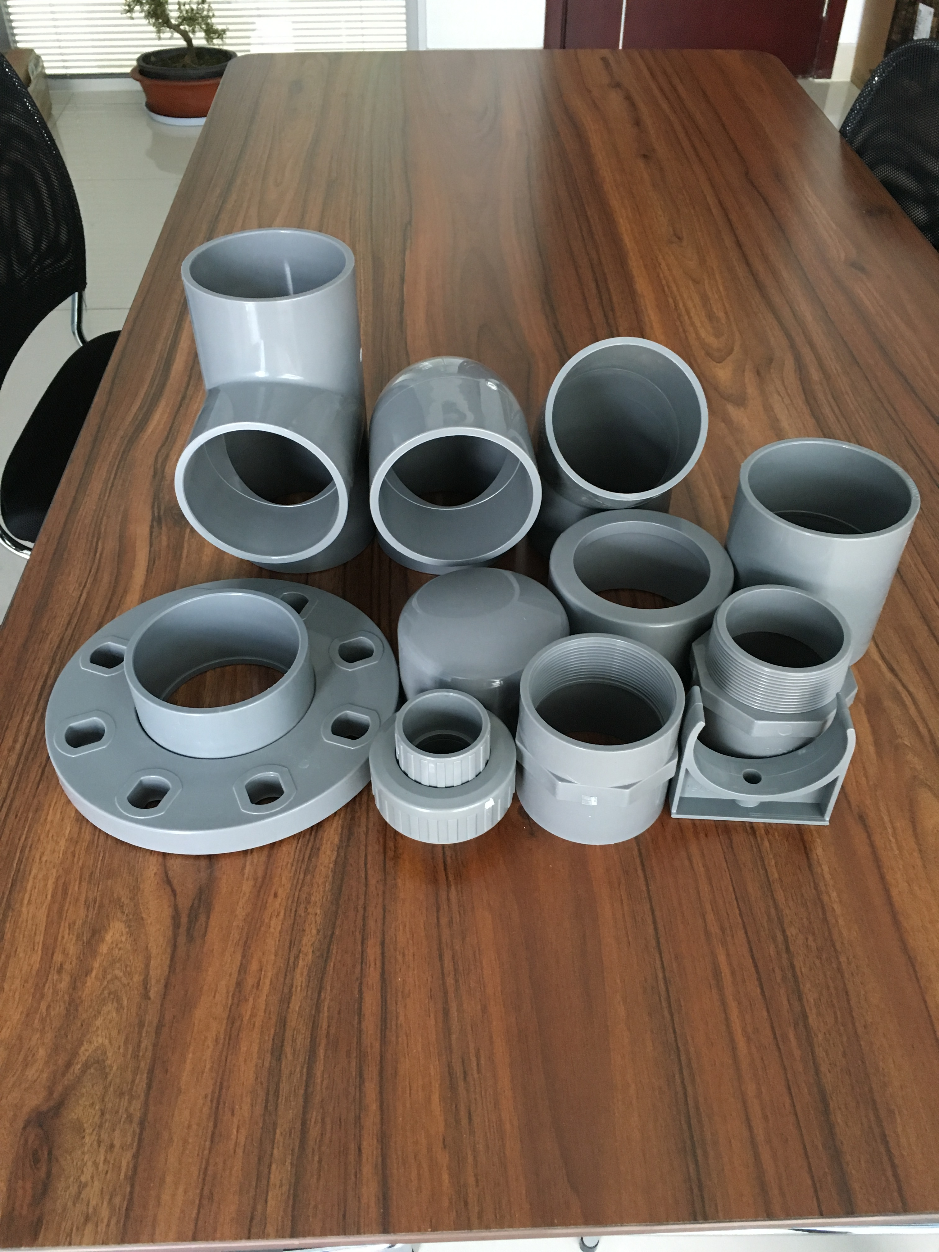 PVC Pipe Fittings-PN10