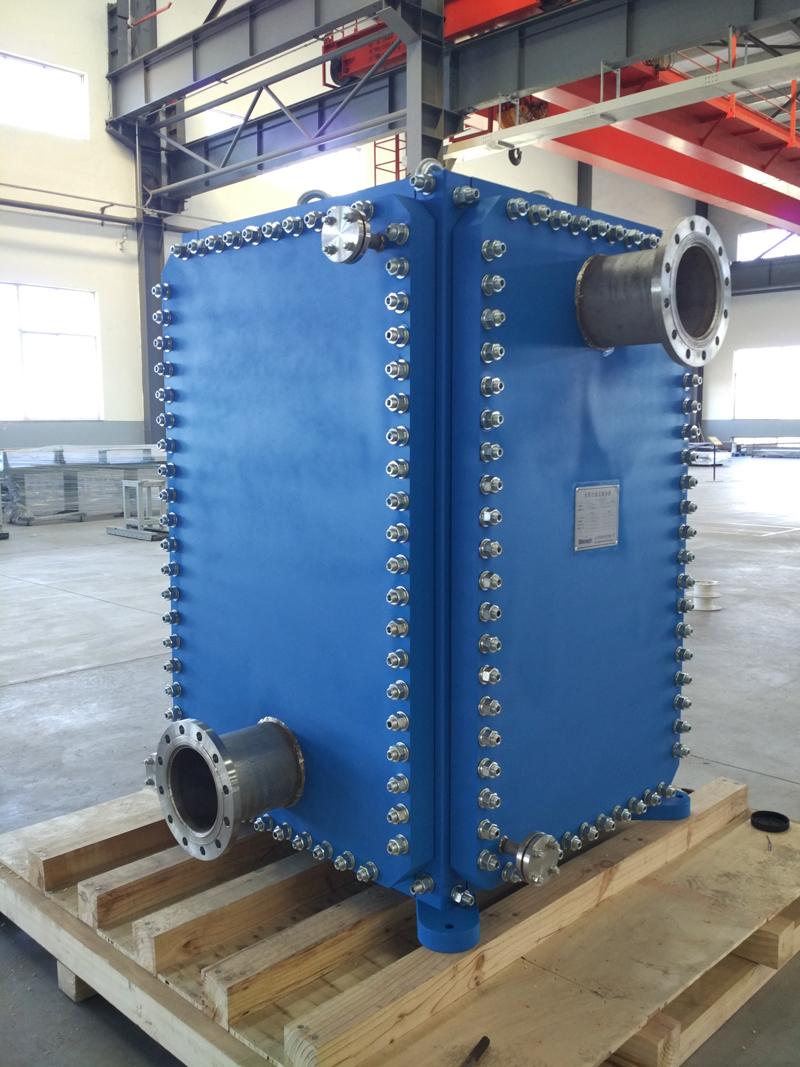 block heat exchanger (all welded plate type)catalogue