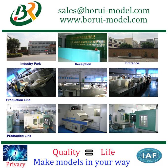 CNC Machining Borui Precision Prototyping Company