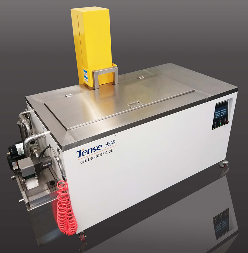 Tense catalogue industrial ultrasonic cleaning machine