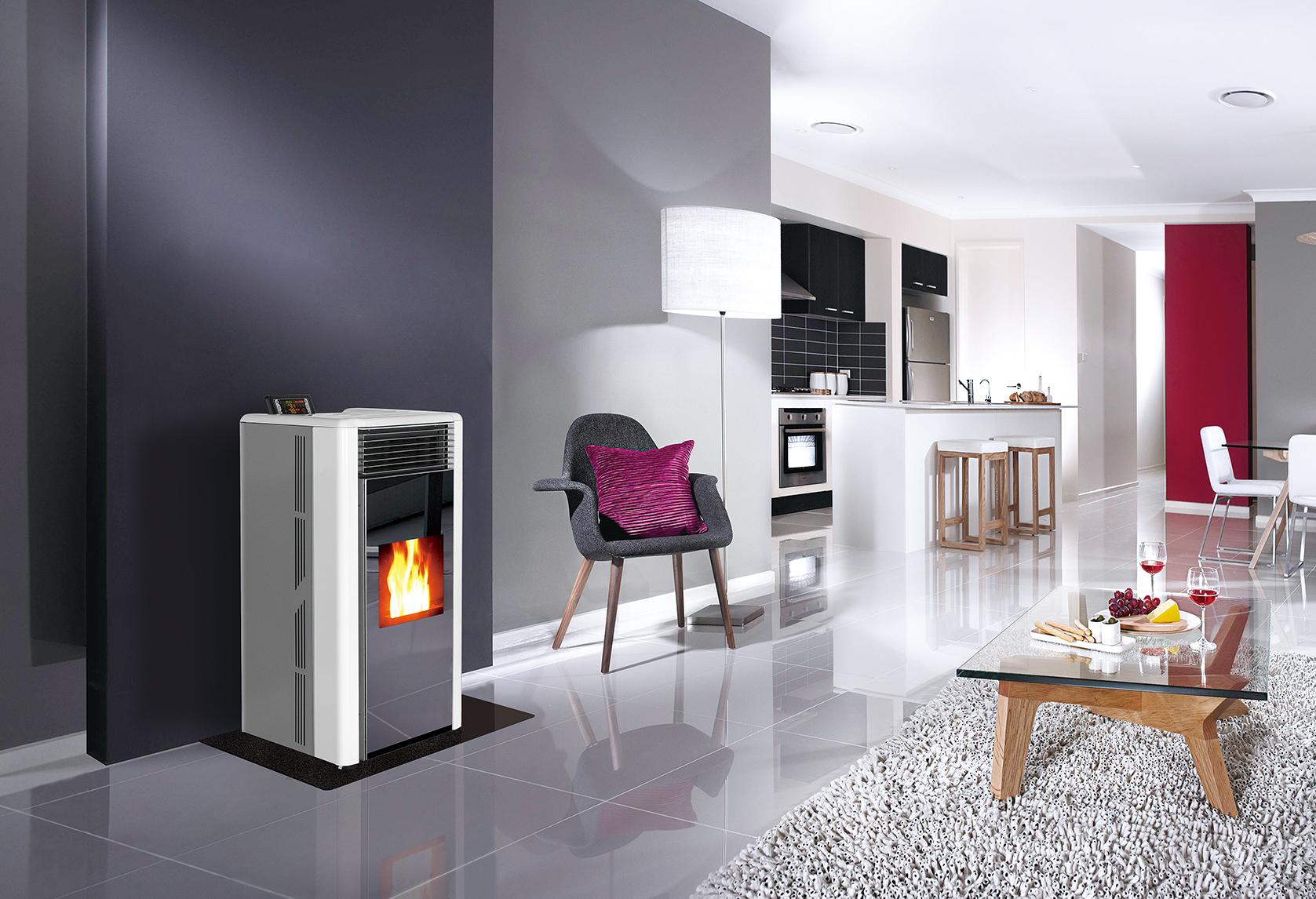 2018 pellet stove catalogue