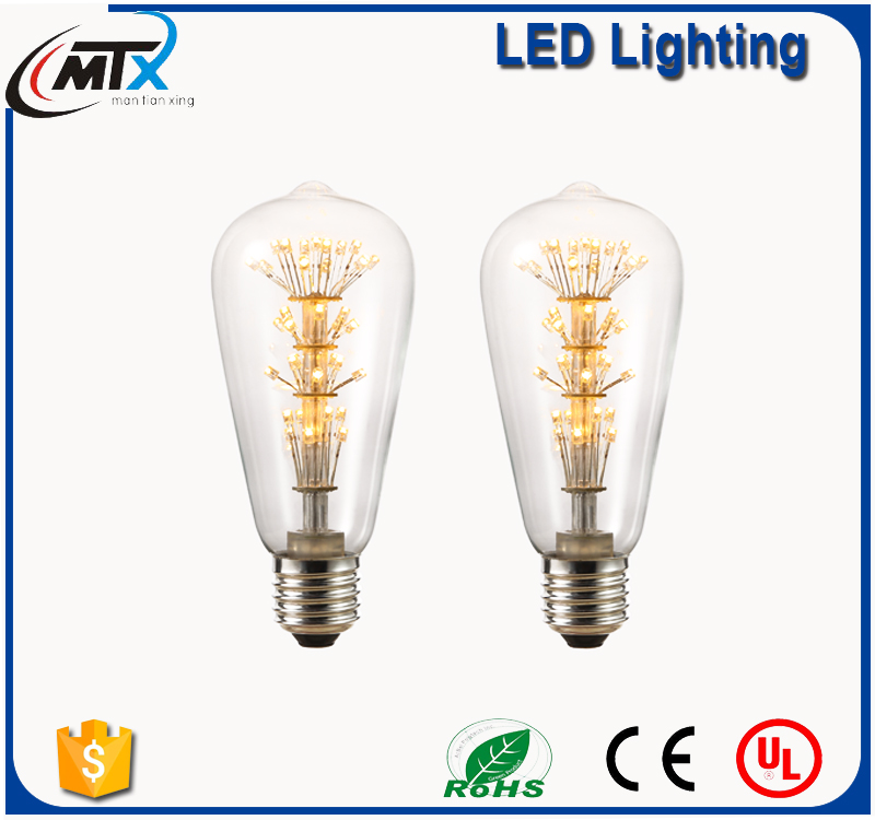 starry led bulbs