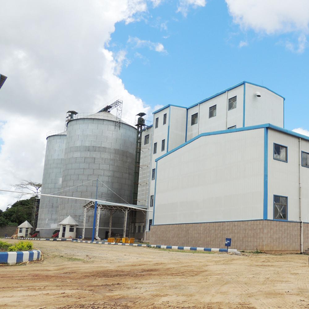 Shijiazhuang Hongdefa Machinery Company Project