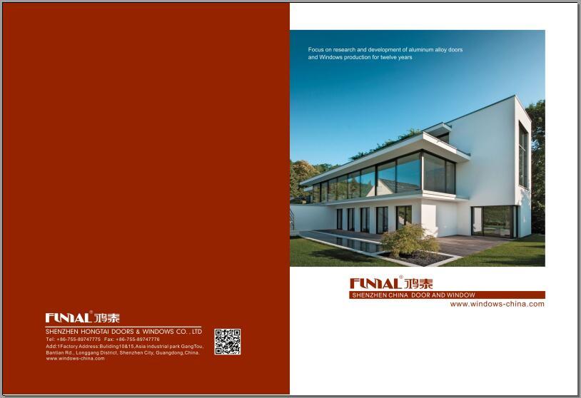 Shenzhen HongTai Door And Window Co.,Ltd