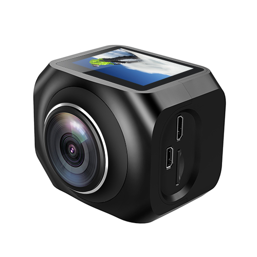 2016 Newest 360° VR 4K WiFi Sport Action Camera Catalog