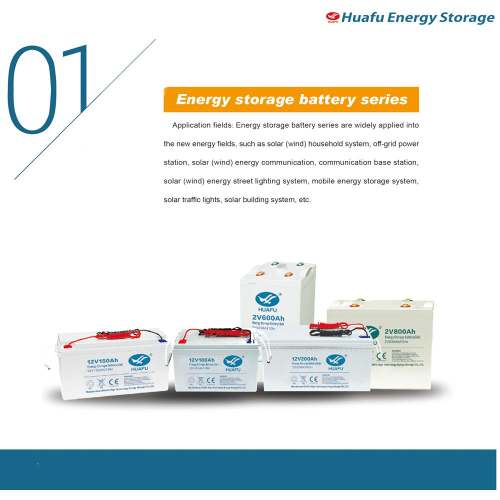 Energy Storage Battery Series
