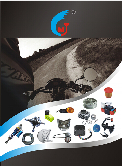 MOTORCYCLE PARTS CATALOG--QINGDAO MAGGIE JIN INDUSTRY