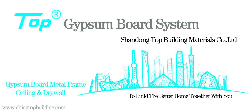 Shandong Top Building Materials CO.,LTD Product Catalogue