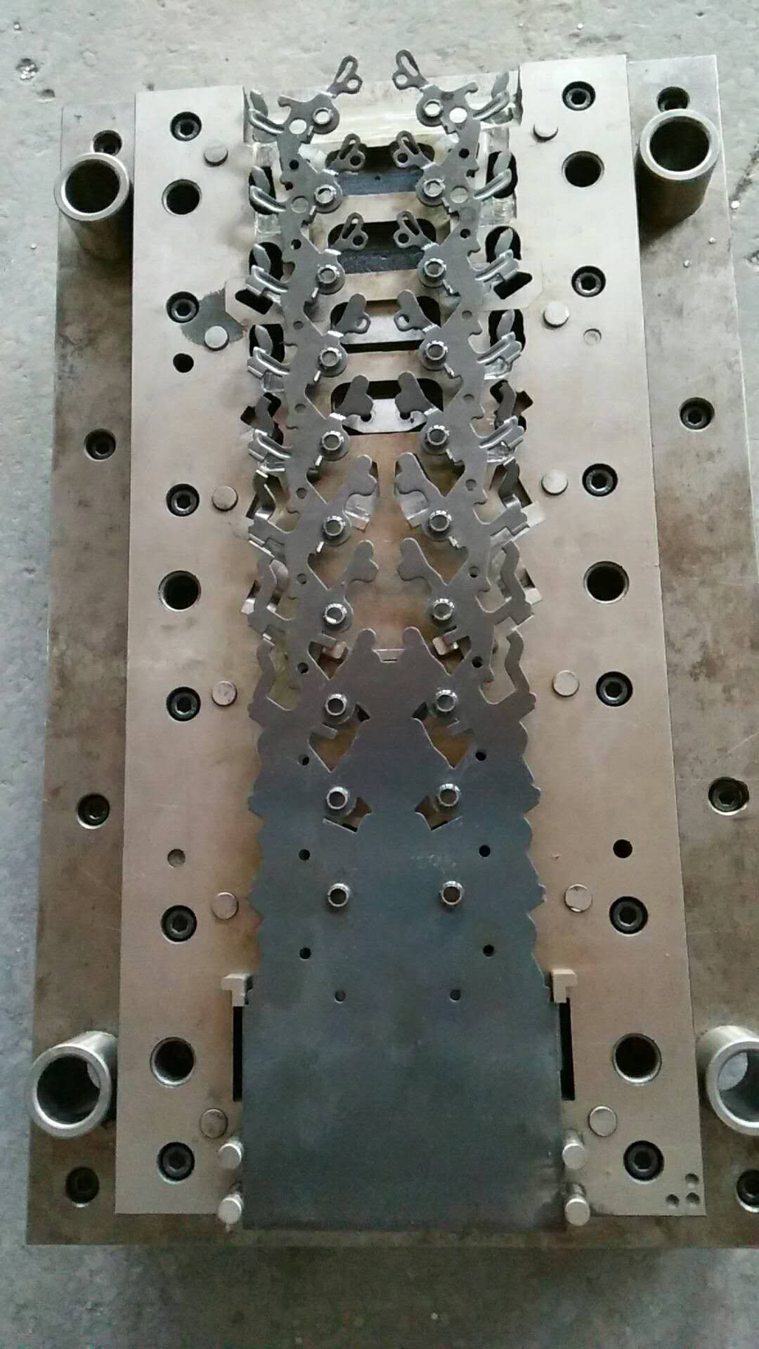 Plastic mould and precision Progressive die